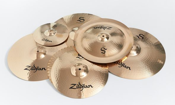 Zildjian S Performer Cymbal Set & FX Test Zildjian S Serie Performer Set Testbericht