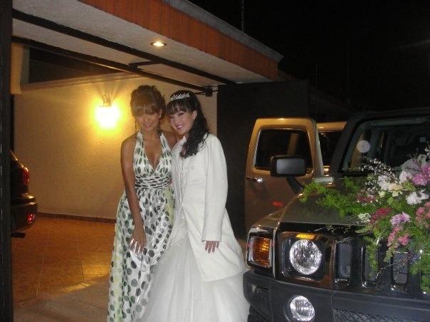 Melina Robert & Amairani make up Manuel luna cabello Carter Borja