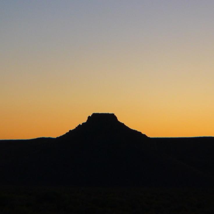 Geology of Oregon's high desert, Malheur National Wildlife Refuge. Taken Sept. 5, 2012.