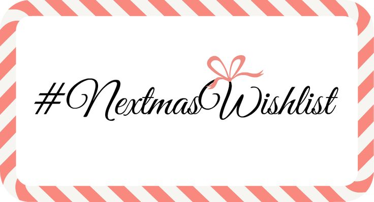 My #Christmas Wishlist from #Next