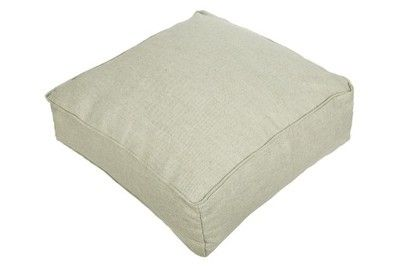 Poduszka podłogowa   AMBARRI bawełna + len