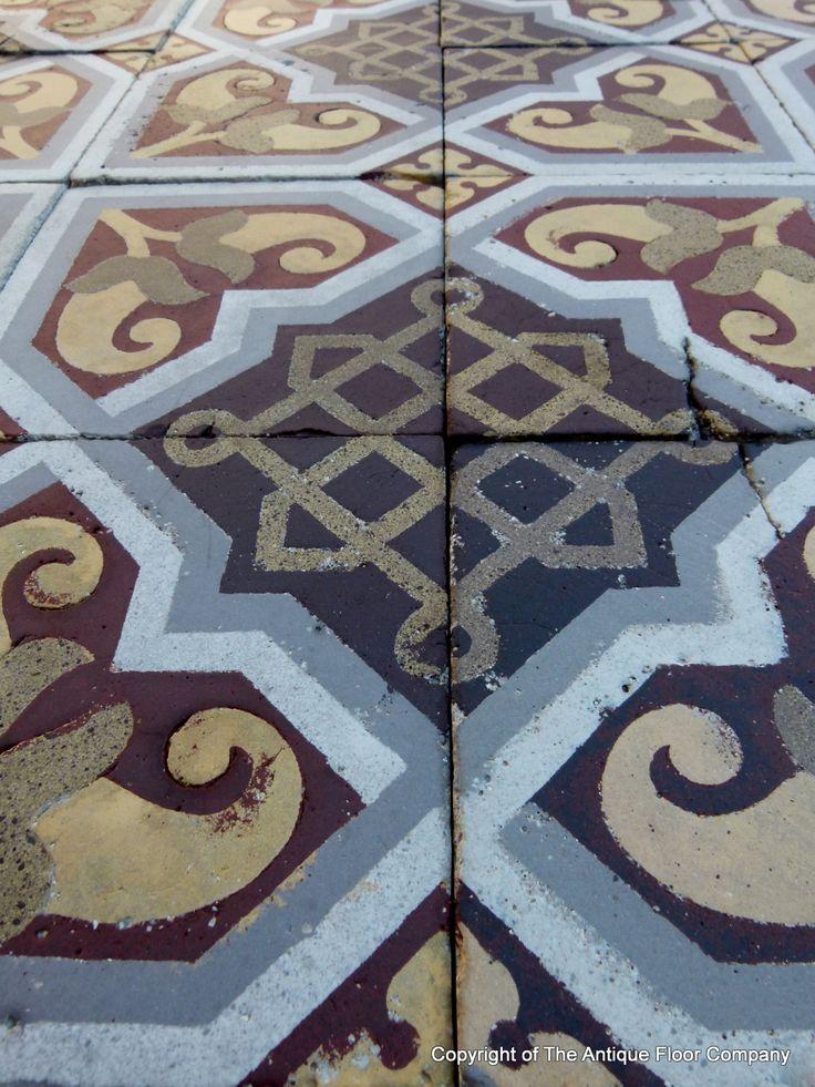 les 627 meilleures images du tableau peinture sol carrel sur pinterest rev tement de sol. Black Bedroom Furniture Sets. Home Design Ideas