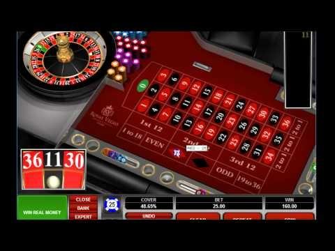 Royal Vegas Casino Review   Fun at the casino