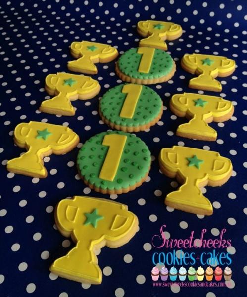 Trophy #Cookies   #SweetcheeksMelb #SweetcheeksSyd