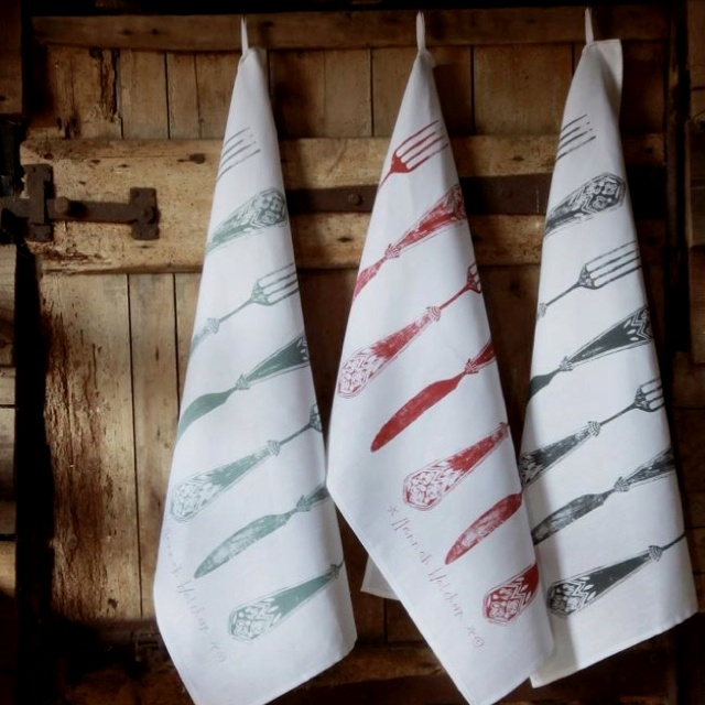 New Tea Towel Collection