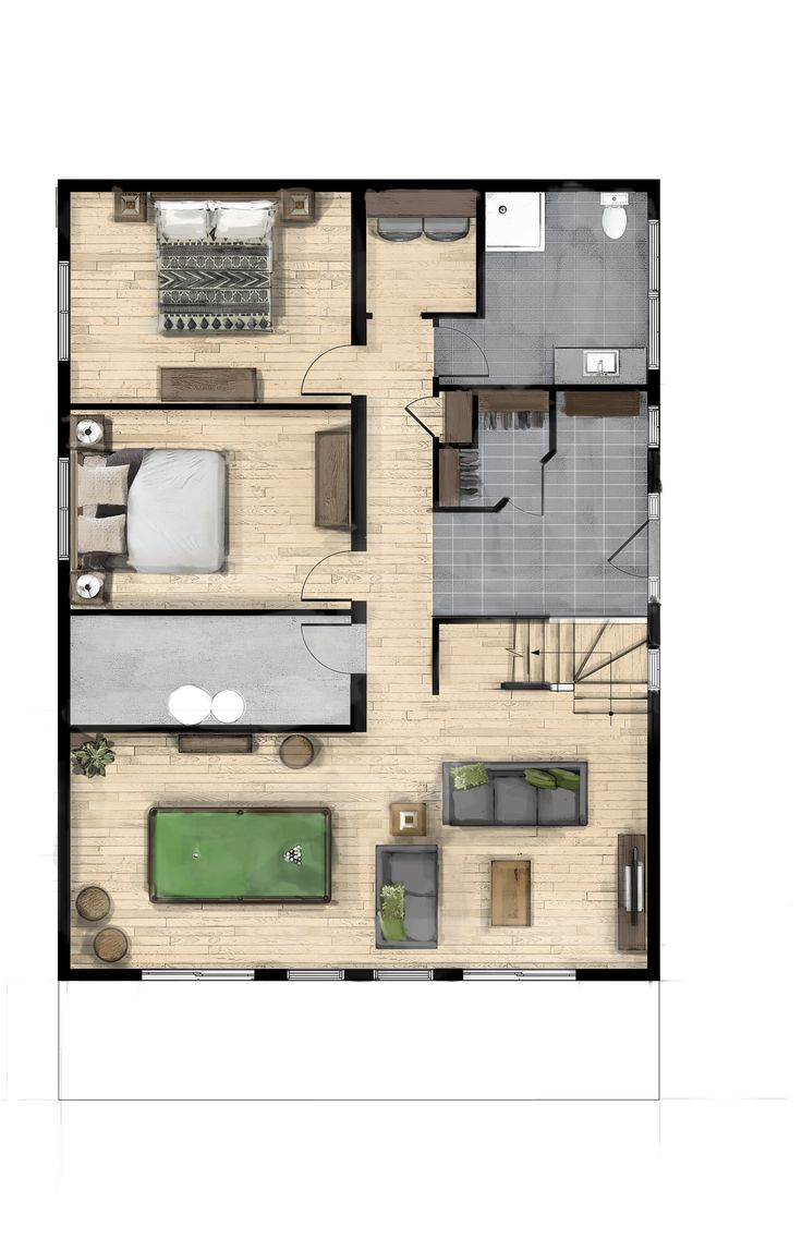 ALTITUDE | Maisons usinées Côté