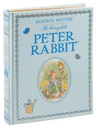 This complete and unabridged collection contains all 23 of Beatrix Potter's Tales in one deluxe volume with all their original illustrations.  The Complete Peter Rabbit (Barnes & Noble Collectible Editions)