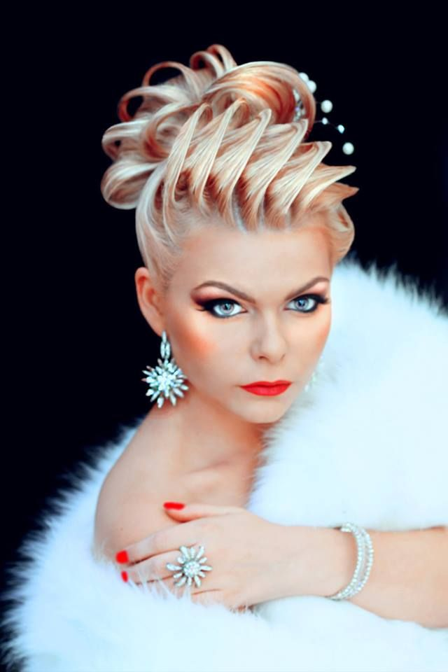 20 Amazing Funky Hairstyle To Make You Stand Out In The