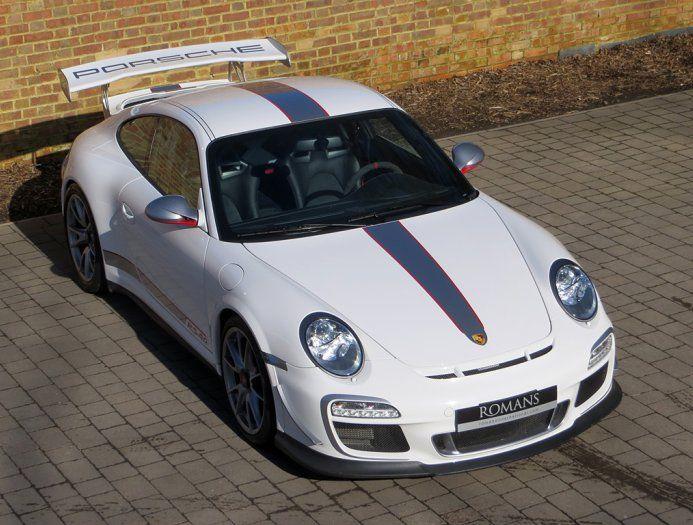2012 Porsche 911 (997) GT3 RS 4.0 for sale | Carrara White