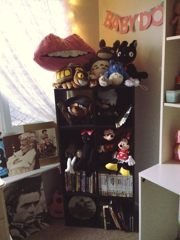 Cute little section of my room