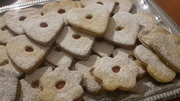 Linzer sweets