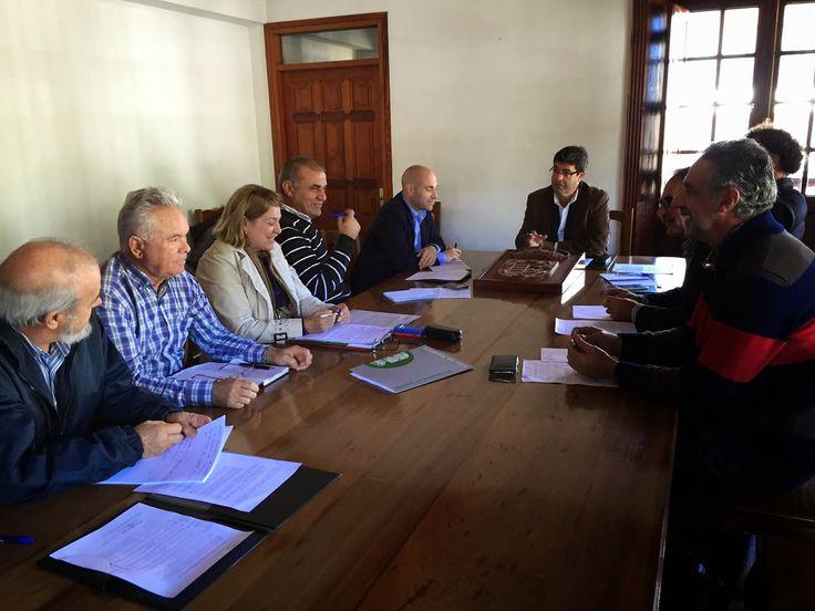 AVITE comunica las demandas del Sector Vitivinícola al ICCA, en reunión mantenida en el ayuntamiento de La Villa de Tegueste. | REGIÓN CANARIAS, Periódico digital de Canarias