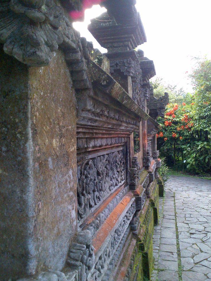 Pure Bali, Taman Tematik, Taman Bunga Nusantara, Bogor