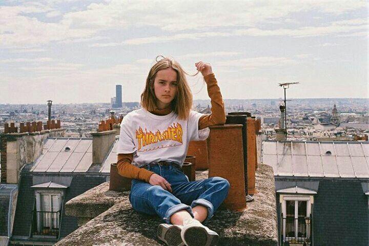 Camille Jansen // clothes