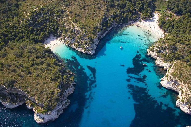 Macarella  Menorca, turquoise peace