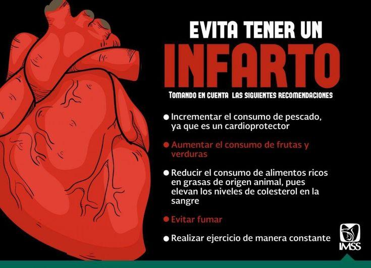 Dolor en el pecho, sudoración, falta de aire, ansiedad, son los síntomas más comunes de un infarto: IMSS | El Puntero
