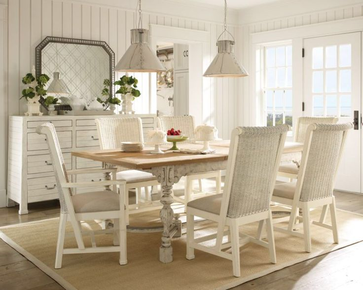Awesome Country Cottage Dining Room Gallery - Home Design Ideas ...