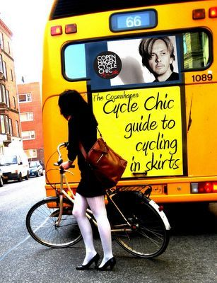 Cycle Chic®: Cycling in Skirts and Dresses - The Cycle Chic Guide #3