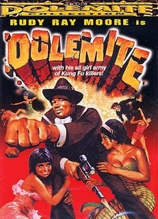 Dolemite - with his all girl army of Kung Fu killers!