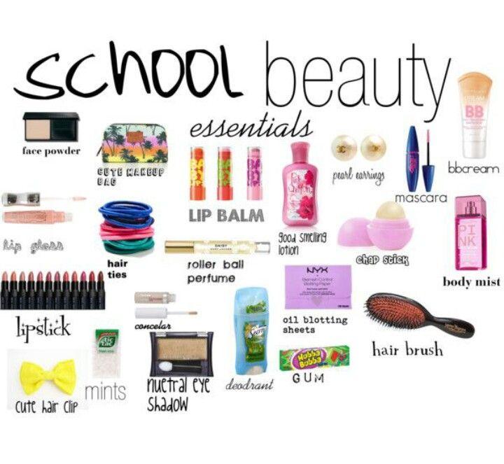 Makeup List For 8th Grade Saubhaya