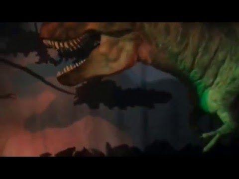Jurassic T Rex