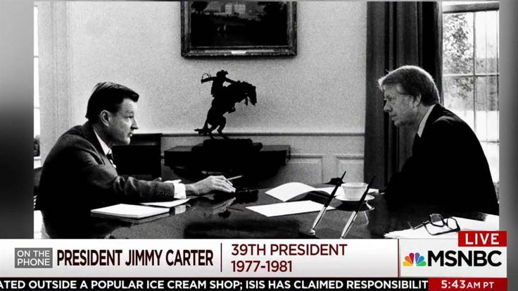 Former President Jimmy Carter discusses his national security advisor, Dr. Zbigniew Brzezinski, and why he says no one in government was more loyal to him than Dr. Brzezinski.