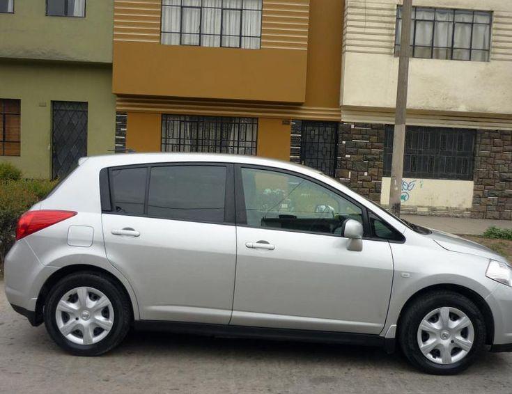 Nissan Tiida Hatchback sale - http://autotras.com