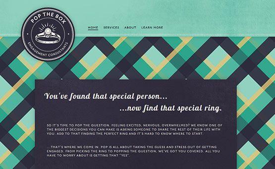 Showcase of O-Shaped Logos in Website Design » Design You Trust