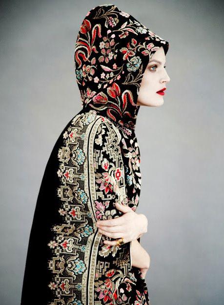 TatiTati Style:  Guinevere van Seenus by Erik Madigan Heck