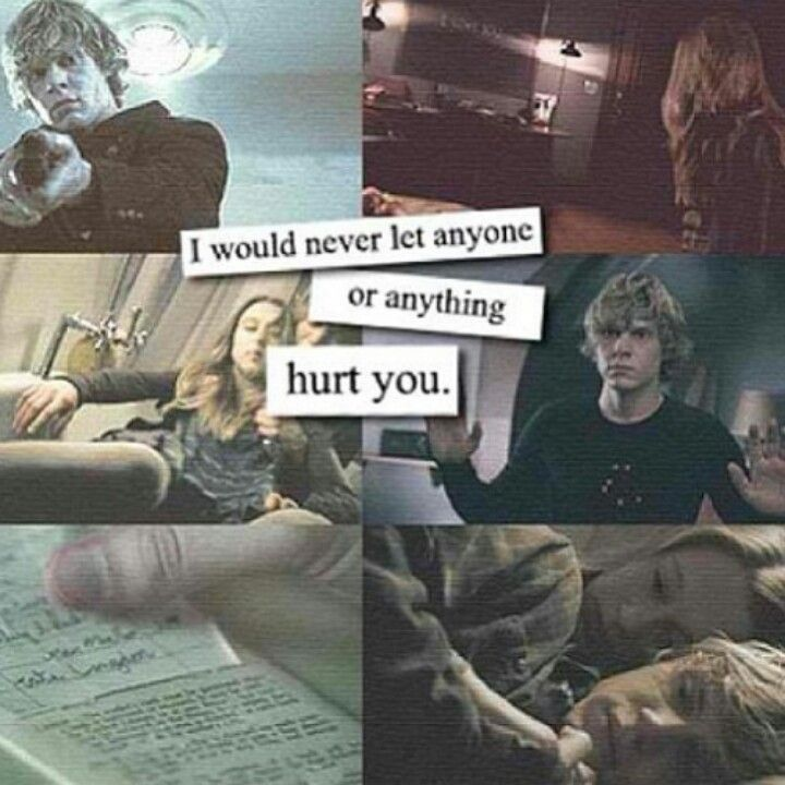 Tate and Violet have to be one of my favorite television couples<3