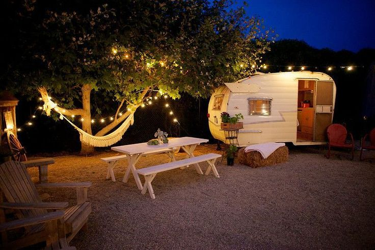 Events by Milk & Honey Farm | *Vintage Trailers for Rent
