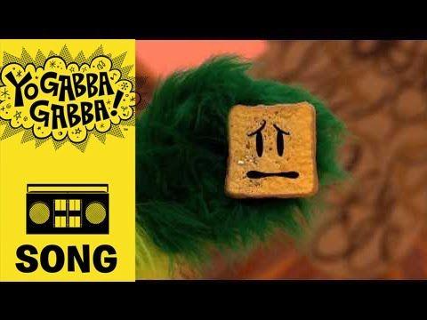 Party in my Tummy (Breakfast) - Yo Gabba Gabba! - YouTube