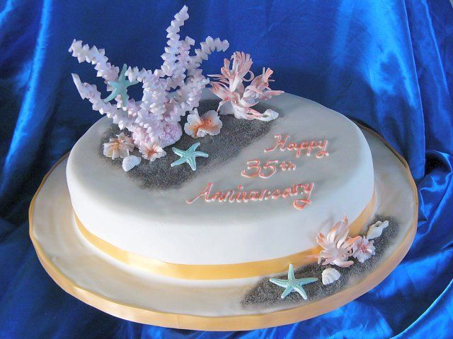 35 Year Wedding Anniversary Gifts: 1000+ Ideas About 35th Wedding Anniversary Gift On