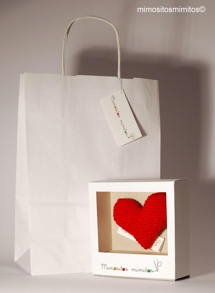 corazón san valentin enamorados amor cor enamorats vermell rojo red