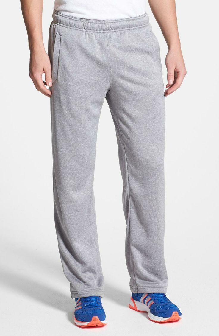 adidas 'Ultimate' Fleece Pants | $45 | gifts for the sporty guy | mens fleece pants | sports | athletic | menswear | mens style | wantering http://www.wantering.com/mens-clothing-item/adidas-ultimate-fleece-pants/afSnA/
