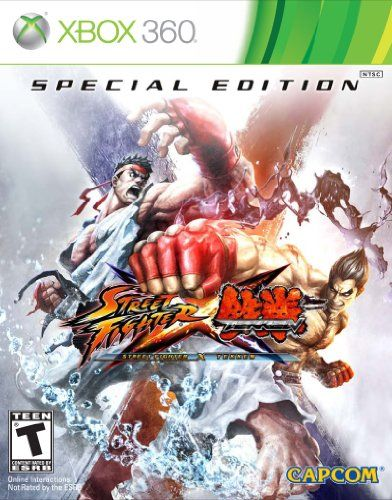 Street Fighter X Tekken Special Edition Xbox 360 * You can find out more details at the link of the image.