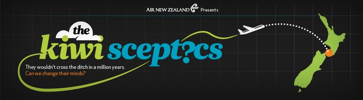 great idea air NZ and youtube/ninemsn