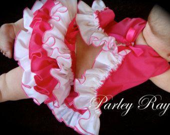 Parlamentar Ray Mardi Gras volantes delantal vestido por ParleyRay