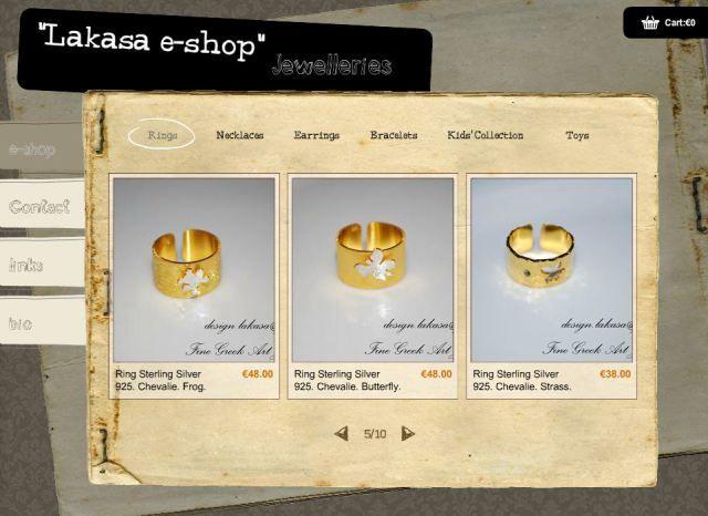 chevalie_rings_lakasa_eshop_jewelleries_earrings_silver_925_heart_κορώνες_καρδιές_ασημένια_κοσμήματα_παιδικά