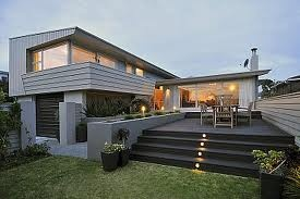 contemporary weatherboard houses - Google Search