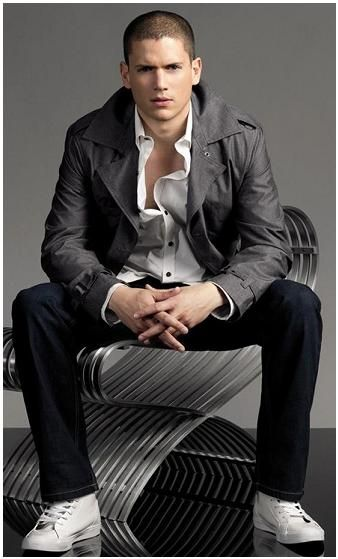 Wentworth Miller- He even said he prefers to stay in and play board games! Play with meeeeeee haha