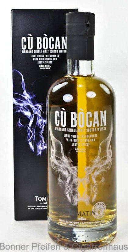 Tomatin Whisky Cu Bocan 46% 0,7l non chill filtered Region: Highlands Limitiert auf 13000 Flaschen