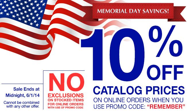 best online memorial weekend sales