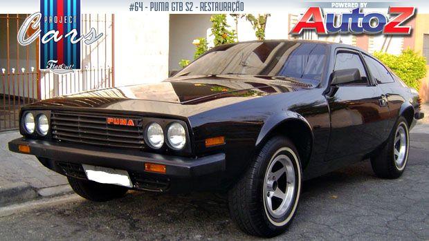 Project Cars #64 - a história do Puma GTB S2 de Victor Giusti
