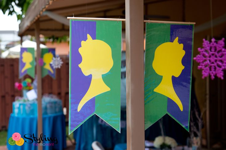 Welcome to Arendelle!! Frozen Party