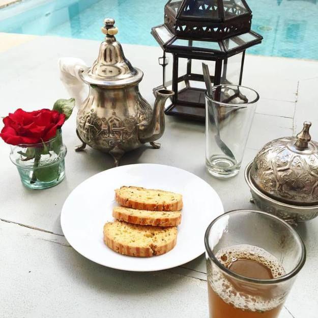 Marokkanischer Stil
