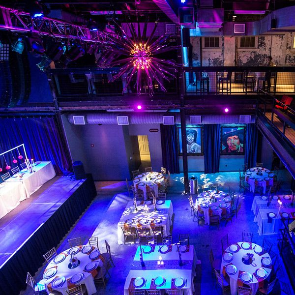 Louisville Wedding Venues: Mercury Ballroom In Downtown Louisville Can Seat Up To 150