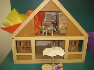 To kick off fire safety week my children walked into the classroom, only to find..... our dollhouse on fire!!! - Kindergarten Smiles: Fire Safety Week