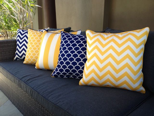 #Outdoor #UV Treated #cushion Covers #mildew Resistant #water Resistant  #stain