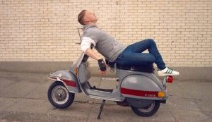 Did 'Downtown' by Macklemore increase moped and scooter sales? From the article: Downtown, Macklemore, Ryan Lewis, Eric Nally, scooter sales, moped sales, R&B, Indie, leather seat between your legs, sales increase, lyrics, music influence, mopeds, scooters